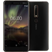 Nokia 6.1 4G 32GB Dual-SIM black/copper EU