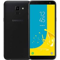 Samsung J600 Galaxy J6 4G 32GB black EU