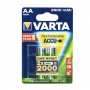 Rechargeable battery Varta R6 2600 mAh (AA) 2 pz Professional ready