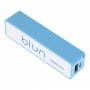 Power Bank PERFUME - 2600  mAh Blun blue