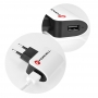 Travel Charger Micro USB Universal 1A + cable Forcell