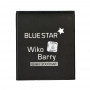 Battery for Wiko Barry 2000 mAh Li-Ion Blue Star