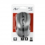 Art Optical wireless mouse USB AM-97 silver
