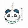 Power Bank with licence Pendant Panda white 2200 mAh