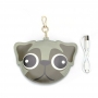 Power Bank with licence Pendant Dog grey 2200 mAh