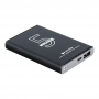 Power Bank PURIDEA S12 5000 mAh black