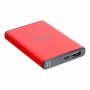 Power Bank PURIDEA S12 5000 mAh red
