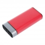 Power Bank PURIDEA S20 10 000 mAh red (3 input)