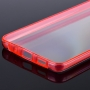 360 Full Cover case PC + TPU for Samsung S20 PLUS red