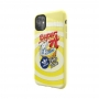 ADIDAS Originals Moulded Case BODEGA for iPhone 11 ( 6.1 ) shock yellow